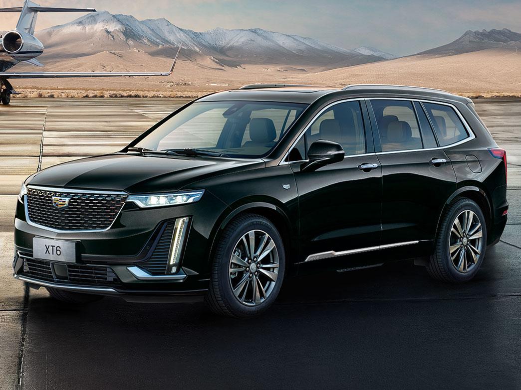 キャデラック XT6 2020年モデル 新車画像