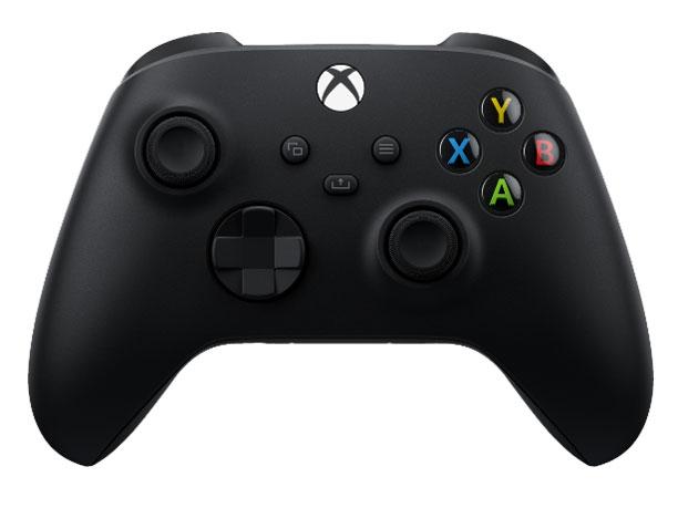 『コントローラー 正面』 Xbox Series X の製品画像