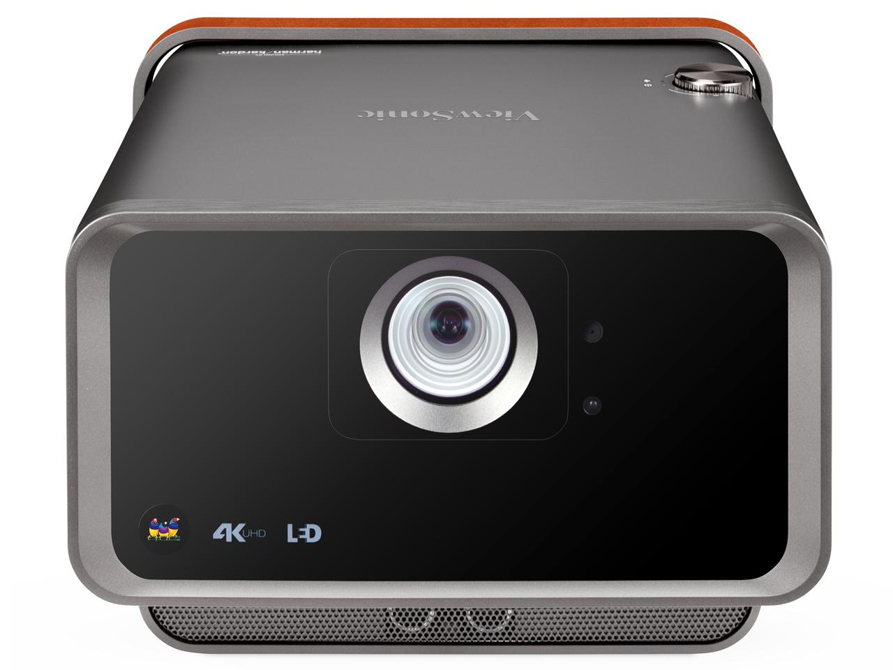 『本体 正面』 X10-4K の製品画像