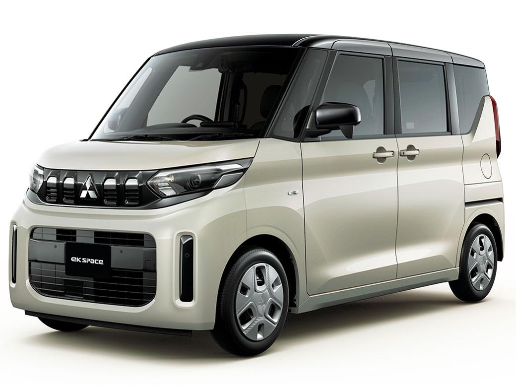 三菱 eKスペース 2020年モデル 新車画像