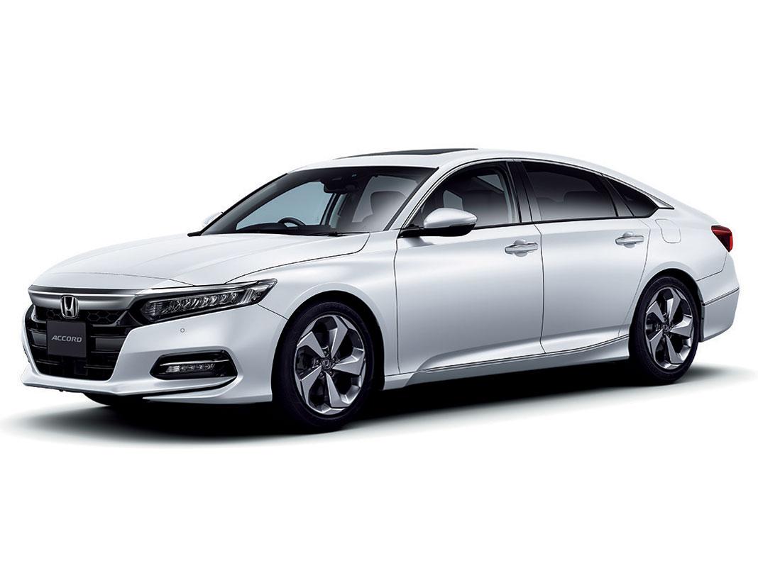 ホンダ アコード ハイブリッド 2020年モデル 新車画像