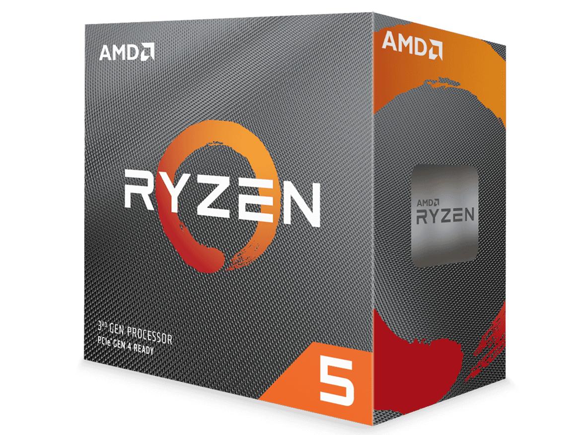 Ryzen 5 3500 BOX の製品画像