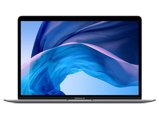 MacBook Air Retinaディスプレイ 1100/13.3 MWTJ2J/A [スペースグレイ] の製品画像