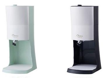 『カラーバリエーション』 Otona 電動ふわふわとろ雪かき氷器 DTY-20BK [ブラック] の製品画像