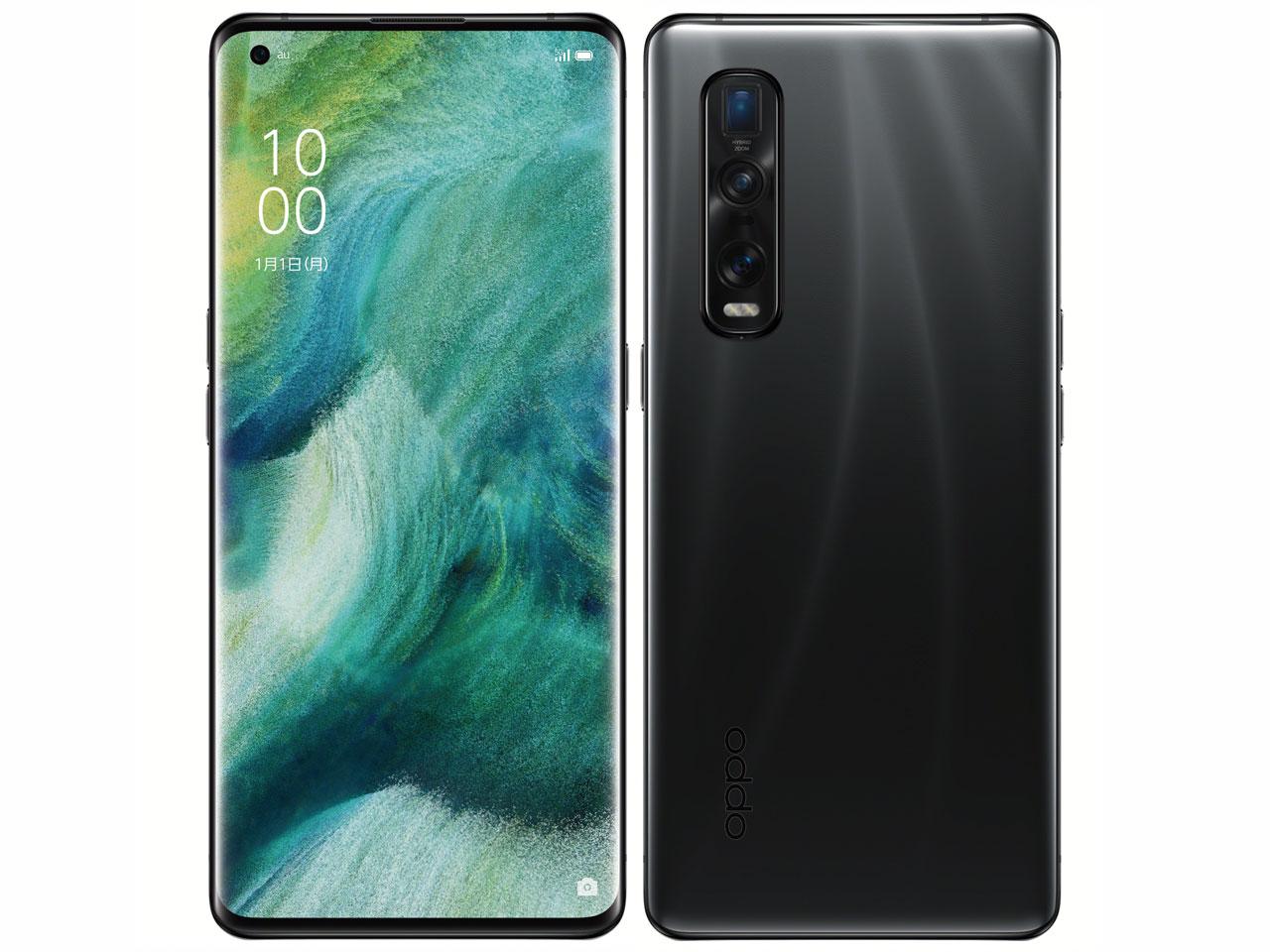 OPPO Find X2 Pro OPG01 au [ブラック] の製品画像