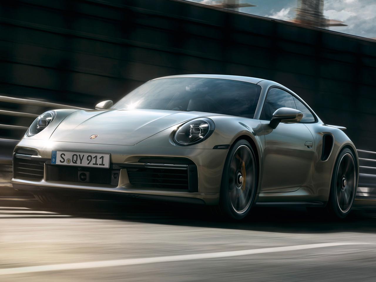 ポルシェ 911ターボ 2020年モデル 新車画像