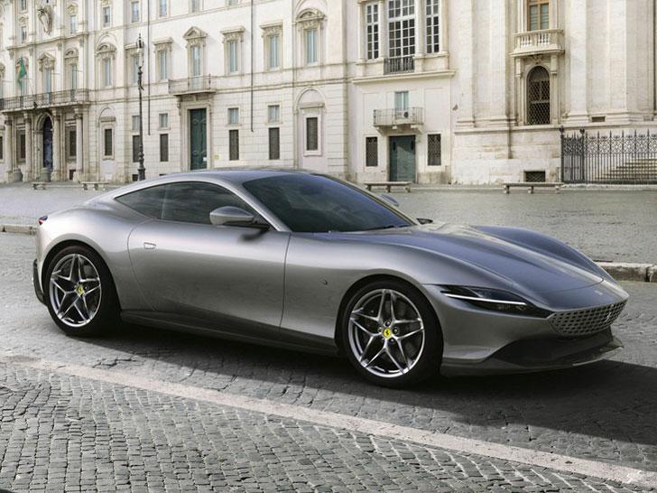 フェラーリ ローマ 2020年モデル 新車画像