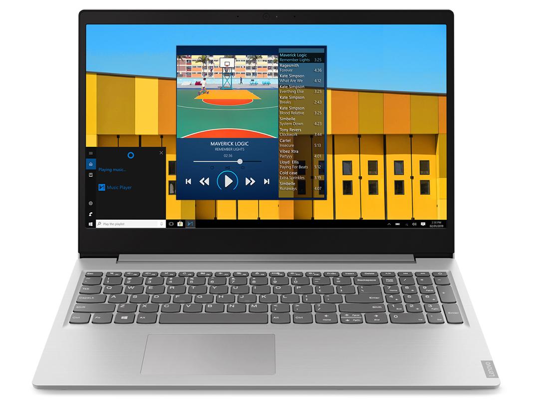 IdeaPad S145 AMD Ryzen 5・8GBメモリー・256GB SSD・15.6型フルHD液晶搭載 オフィス付き 81UT00HVJP の製品画像