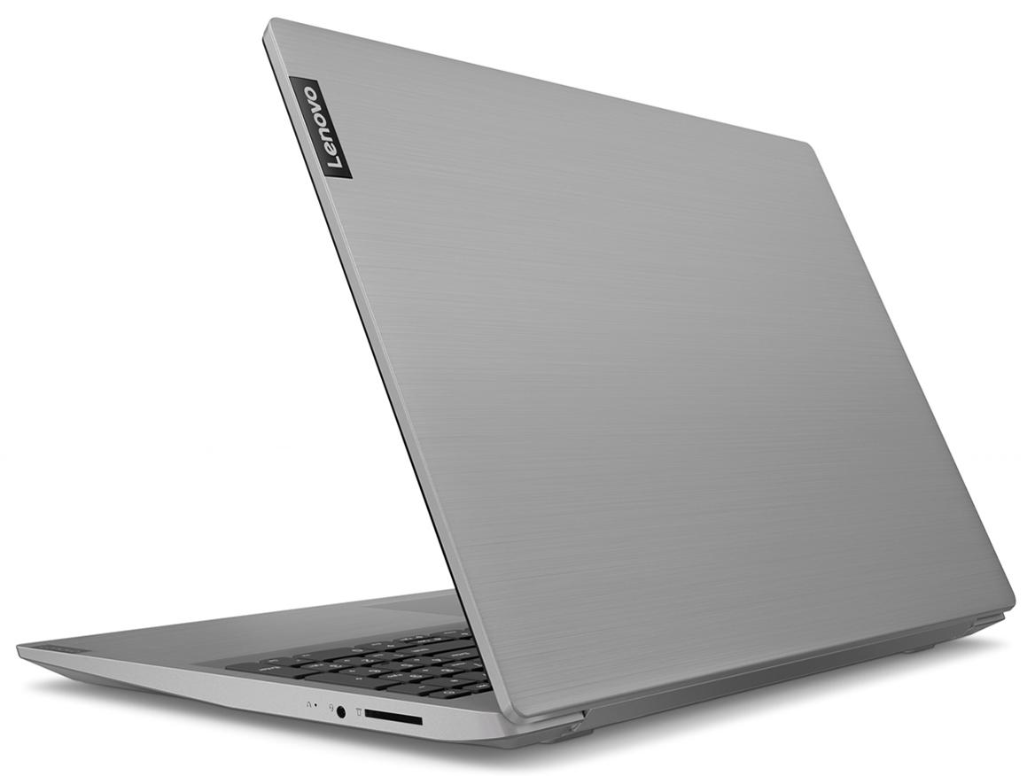 『本体 背面 斜め』 IdeaPad S145 AMD Ryzen 5・8GBメモリー・256GB SSD・15.6型フルHD液晶搭載 オフィス付き 81UT00HVJP の製品画像