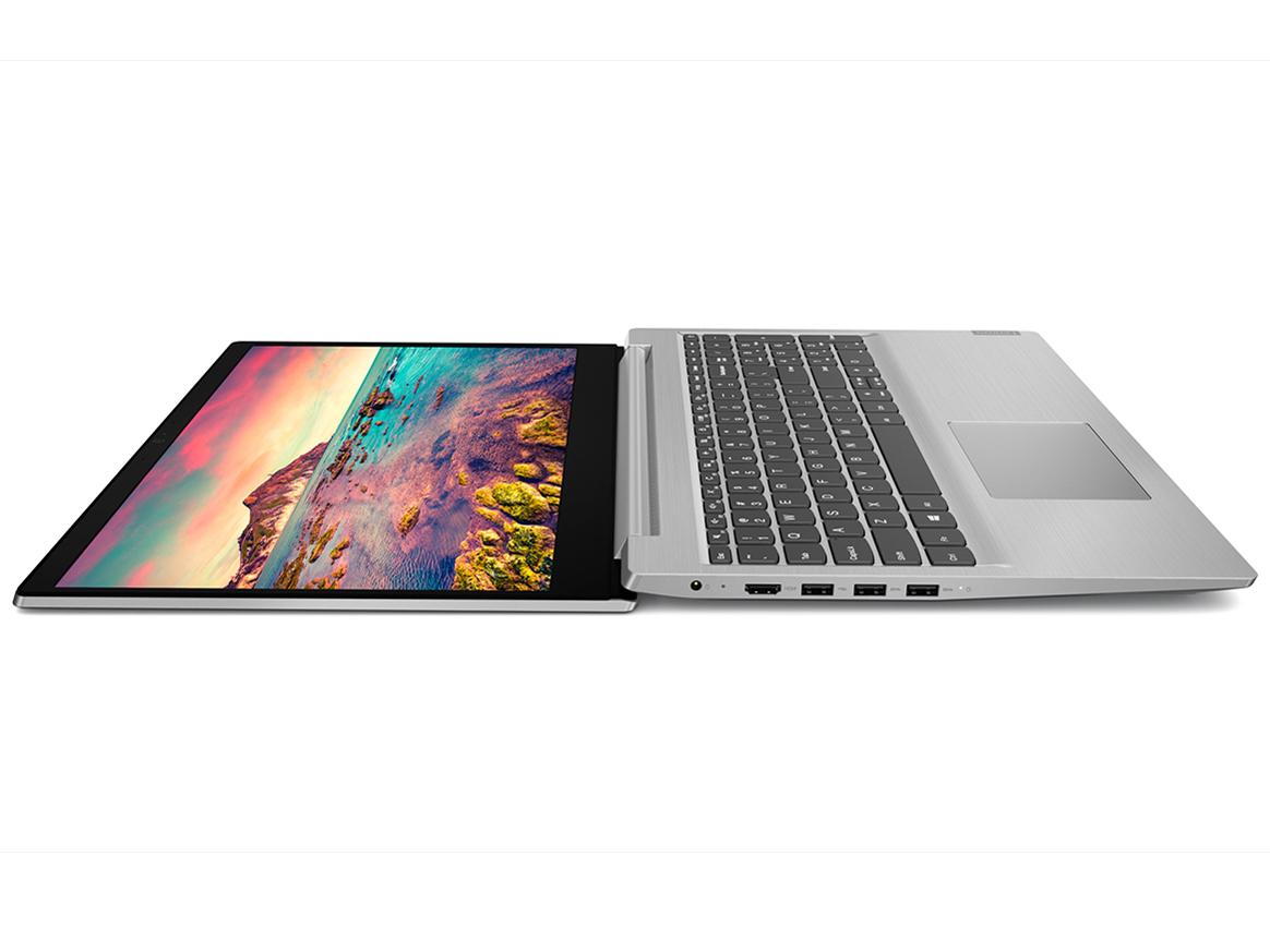 『本体 左側面』 IdeaPad S145 AMD Ryzen 5・8GBメモリー・256GB SSD・15.6型フルHD液晶搭載 オフィス付き 81UT00HVJP の製品画像