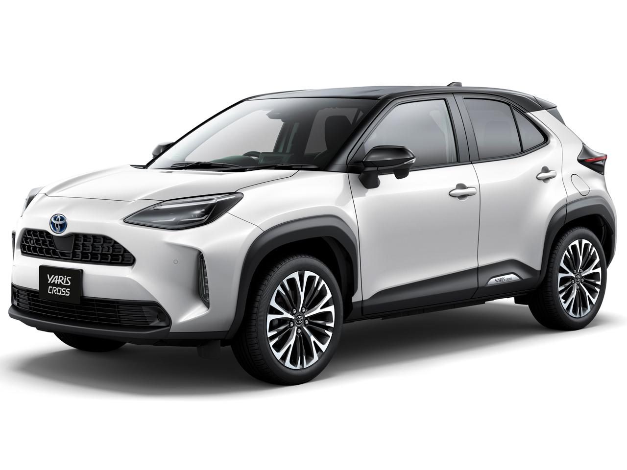 トヨタ ヤリスクロス 2020年モデル 新車画像