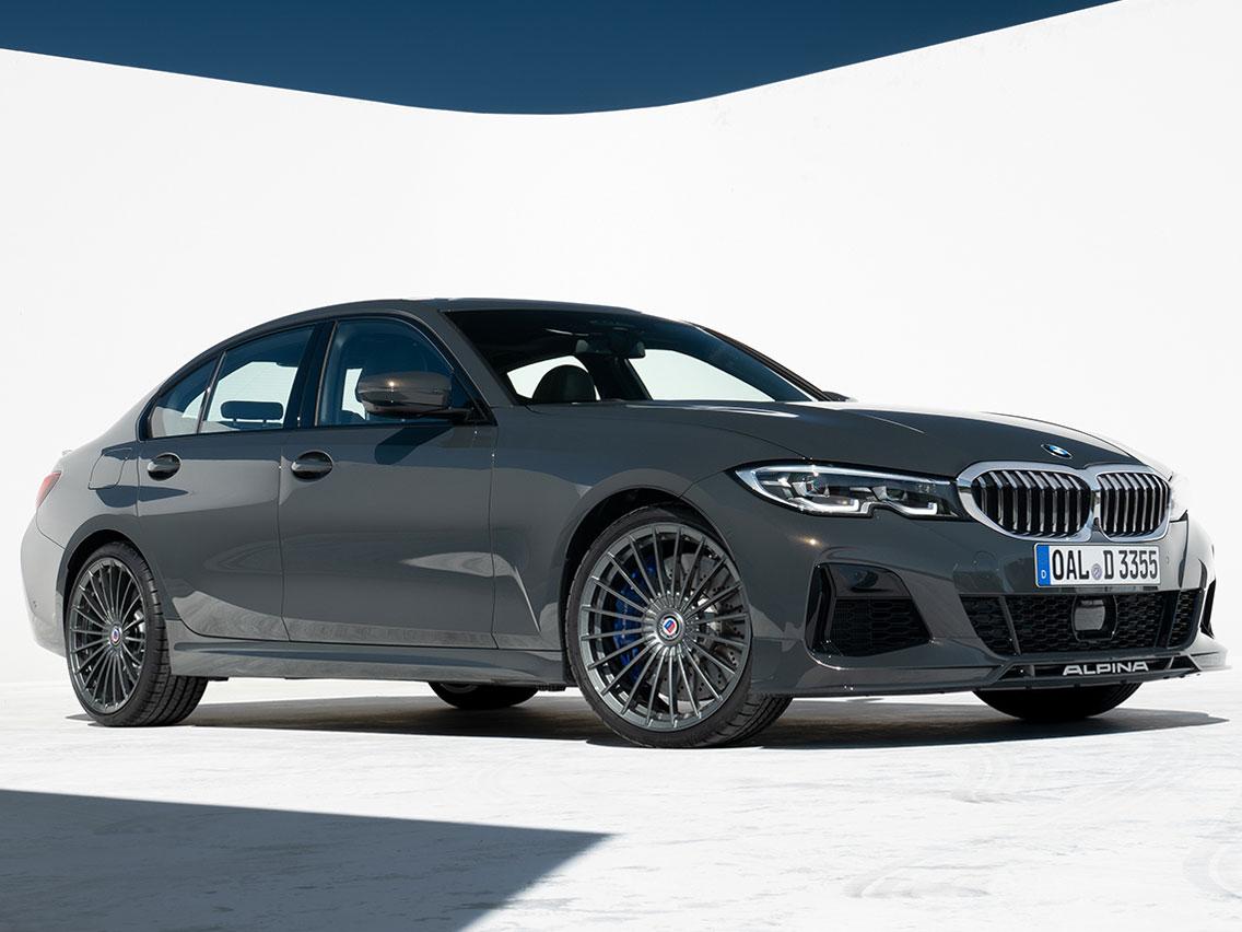 アルピナ D3 2020年モデル 新車画像