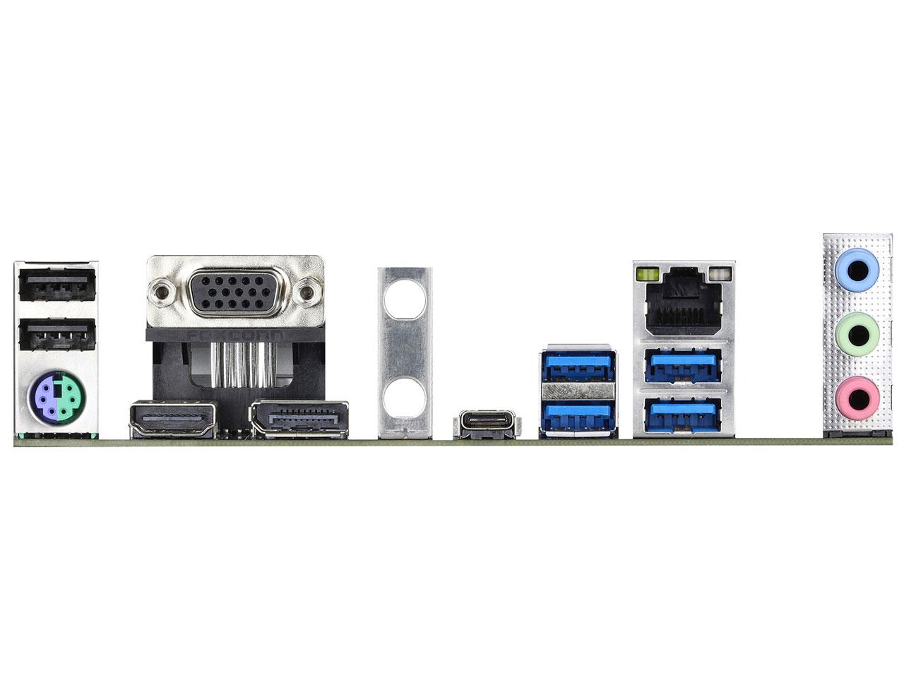 『本体 接続部分』 B460M Pro4 の製品画像