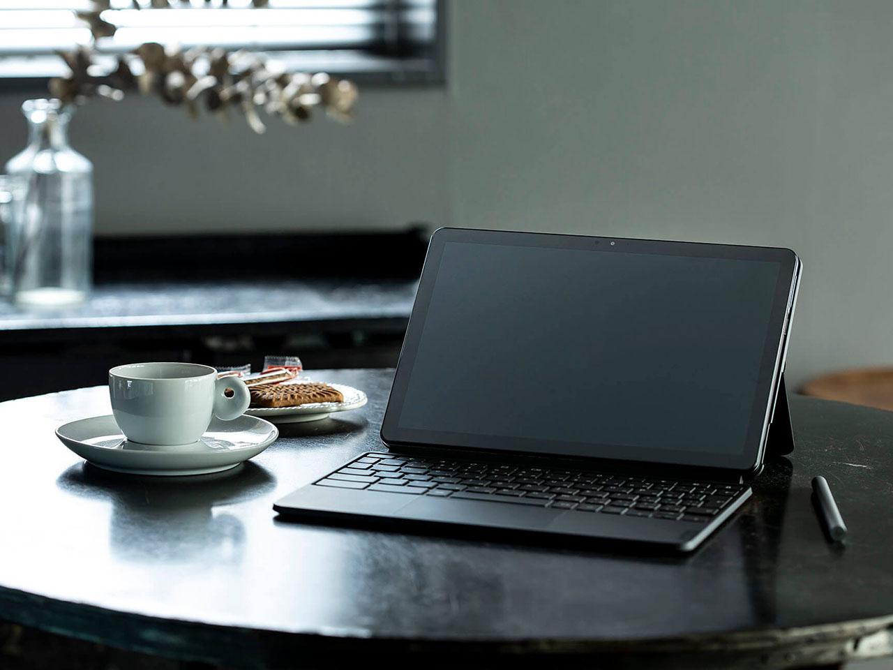 『本体 参考1』 IdeaPad Duet Chromebook ZA6F0038JP の製品画像
