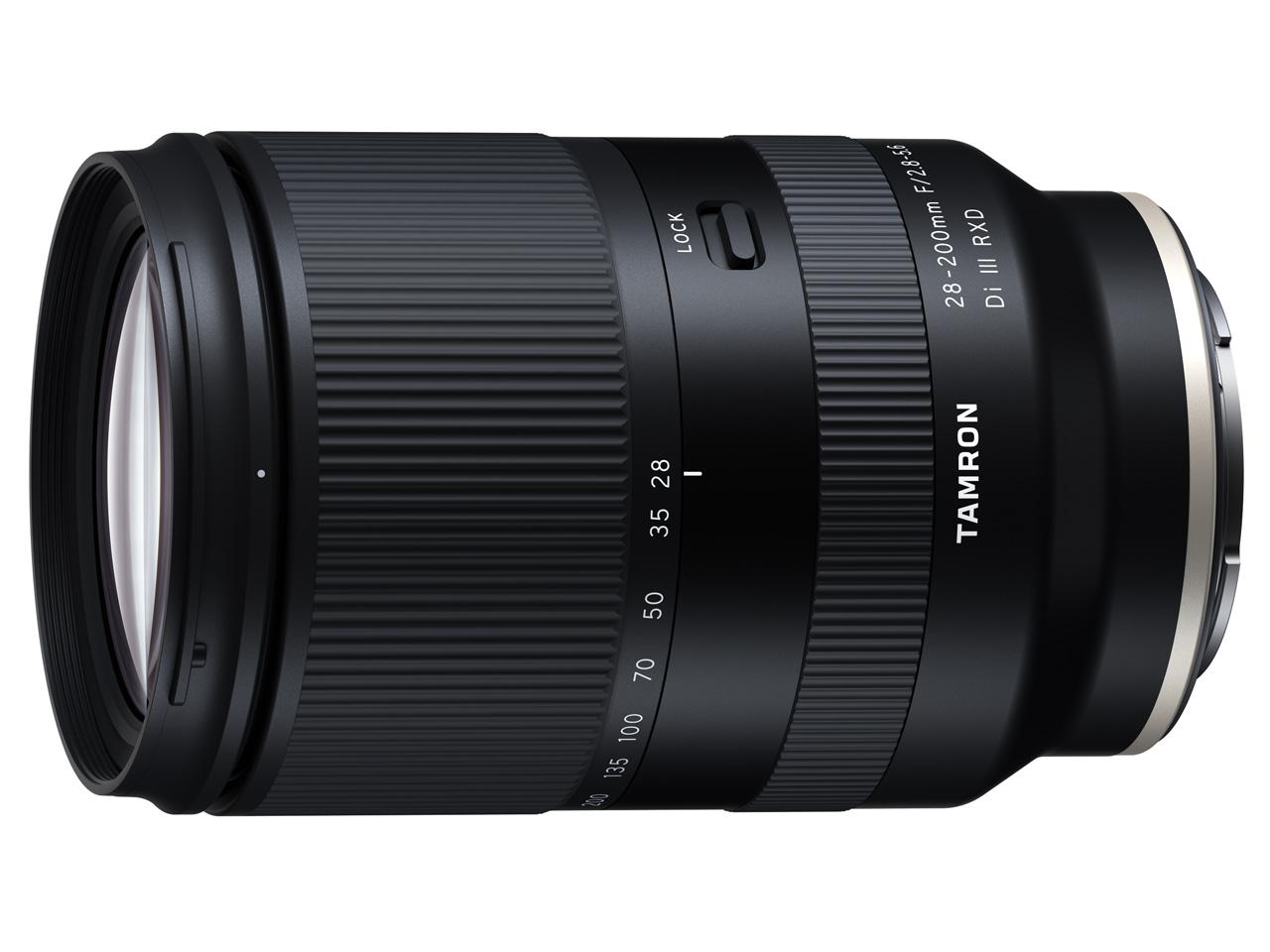 28-200mm F/2.8-5.6 Di III RXD (Model A071) の製品画像