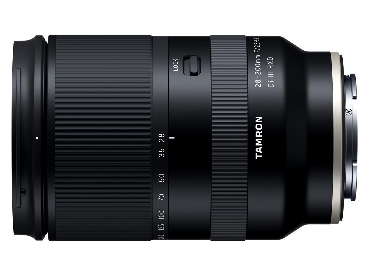 『本体 右側面1』 28-200mm F/2.8-5.6 Di III RXD (Model A071) の製品画像