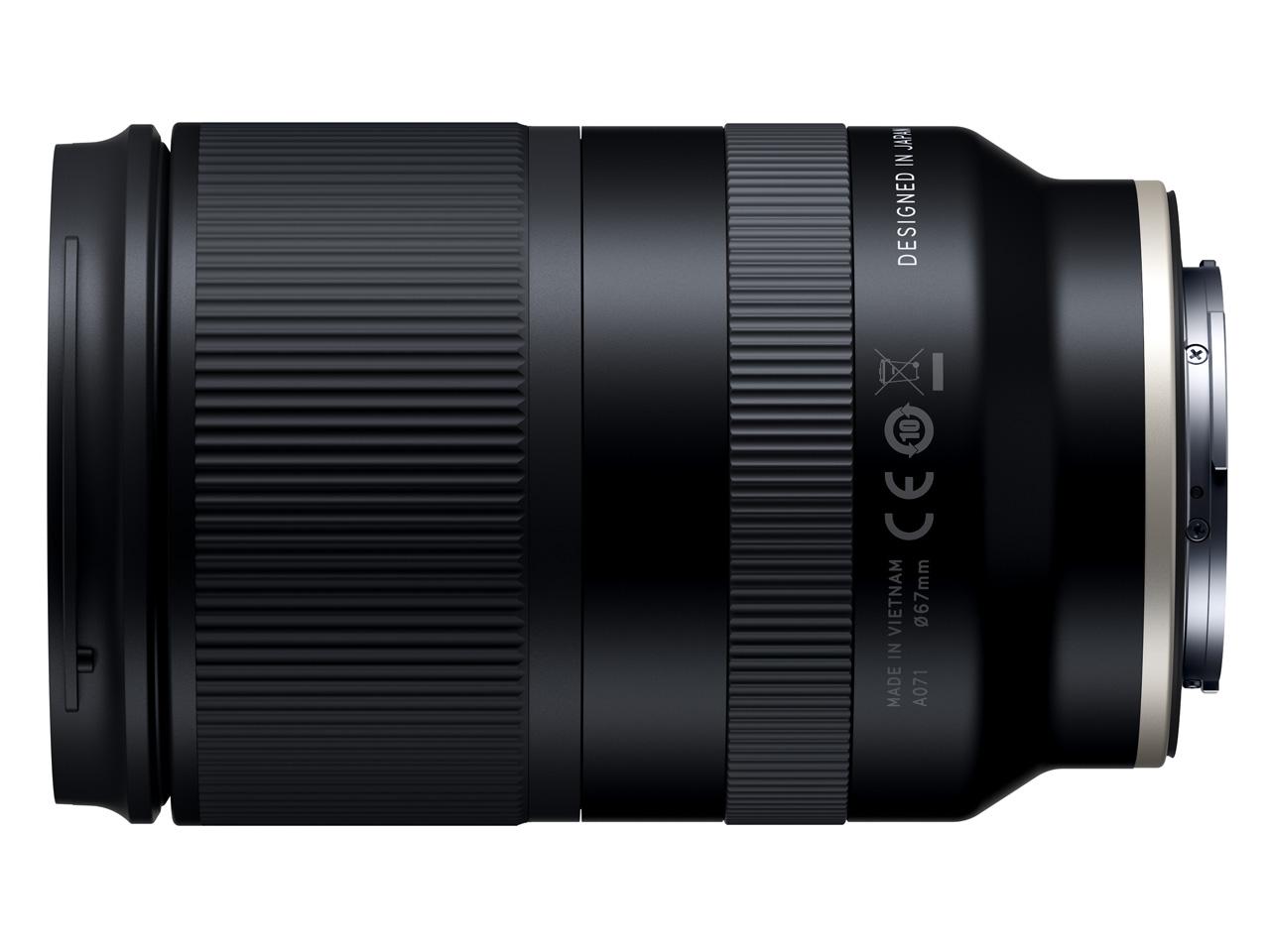 『本体 右側面3』 28-200mm F/2.8-5.6 Di III RXD (Model A071) の製品画像