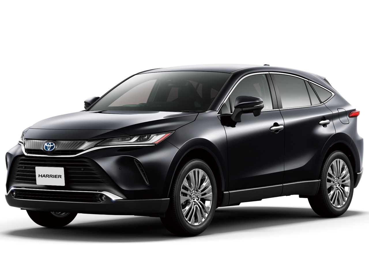 トヨタ ハリアー ハイブリッド 2020年モデル 新車画像