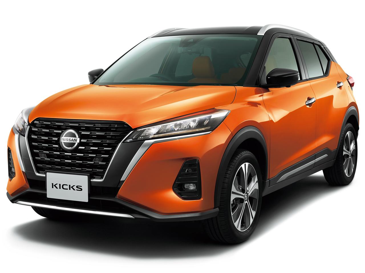 日産 キックス e-POWER 2020年モデル 新車画像