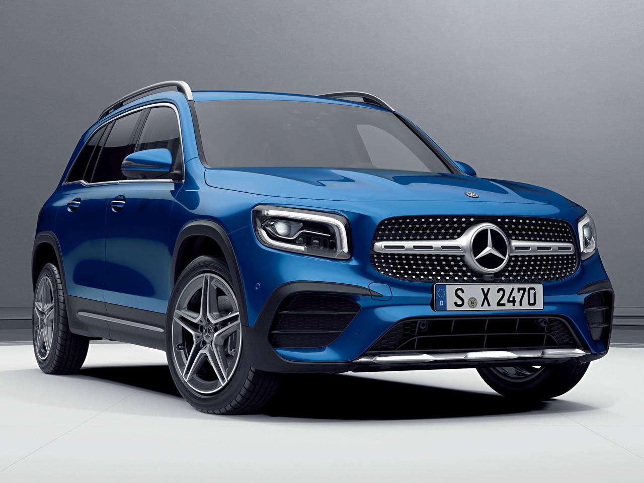 メルセデス・ベンツ GLBクラス 2020年モデル 新車画像