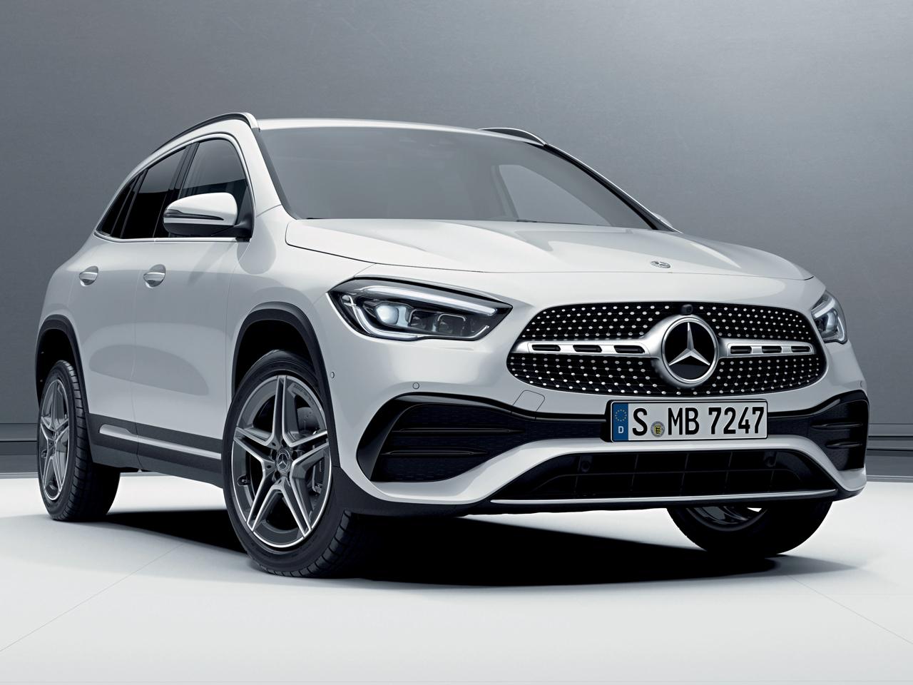 メルセデス・ベンツ GLAクラス 2020年モデル 新車画像