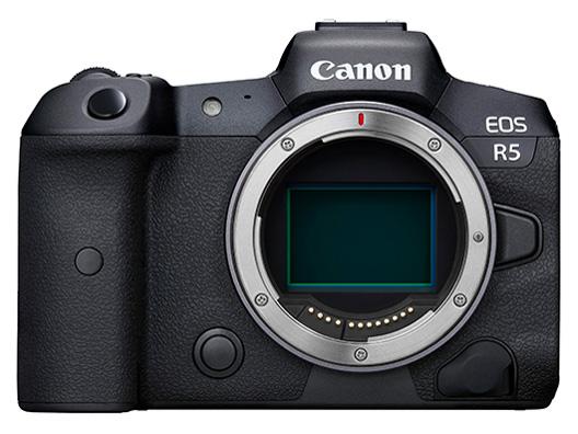 EOS R5 ボディ の製品画像