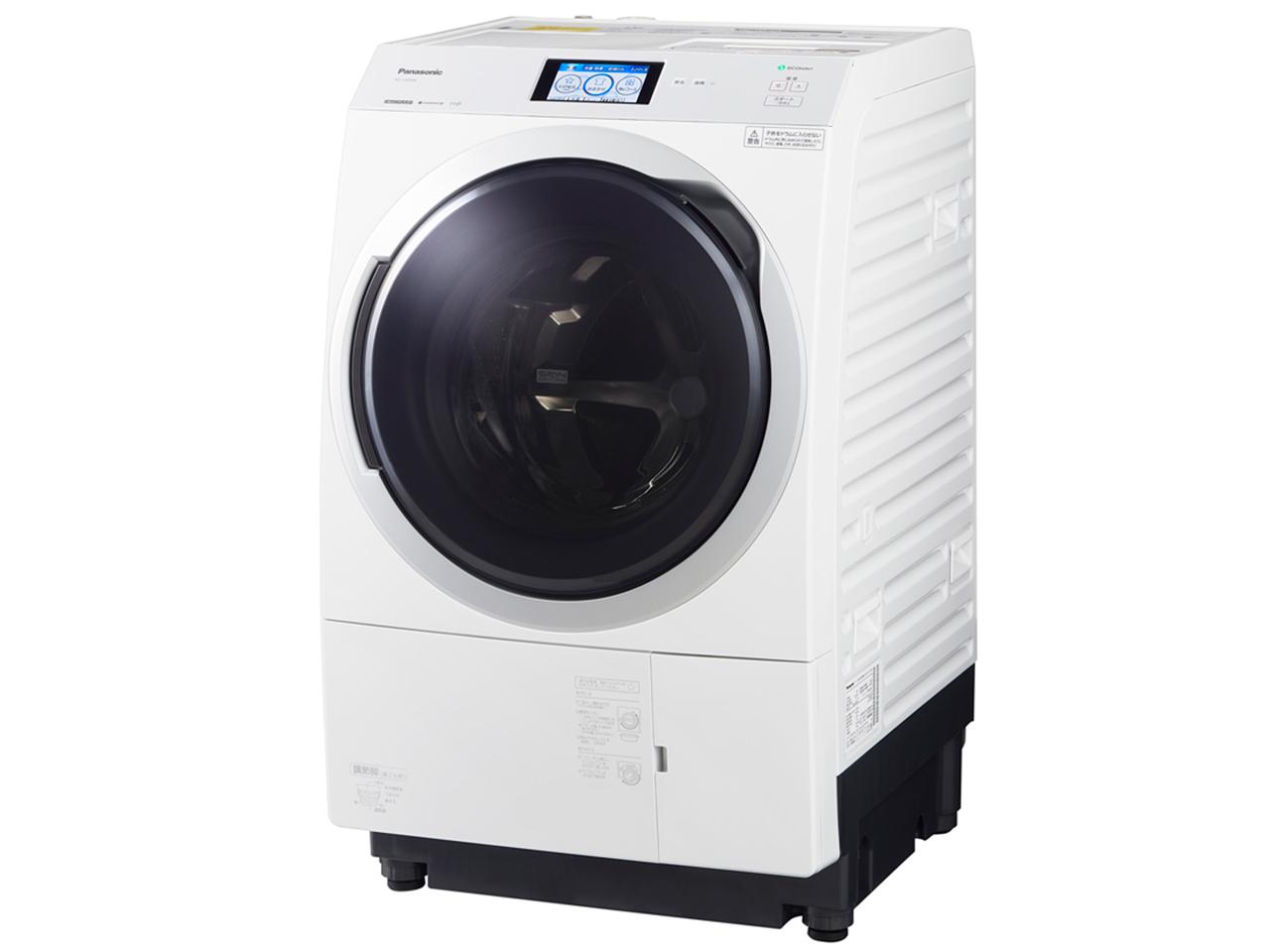NA-VX900BL-W [クリスタルホワイト] の製品画像