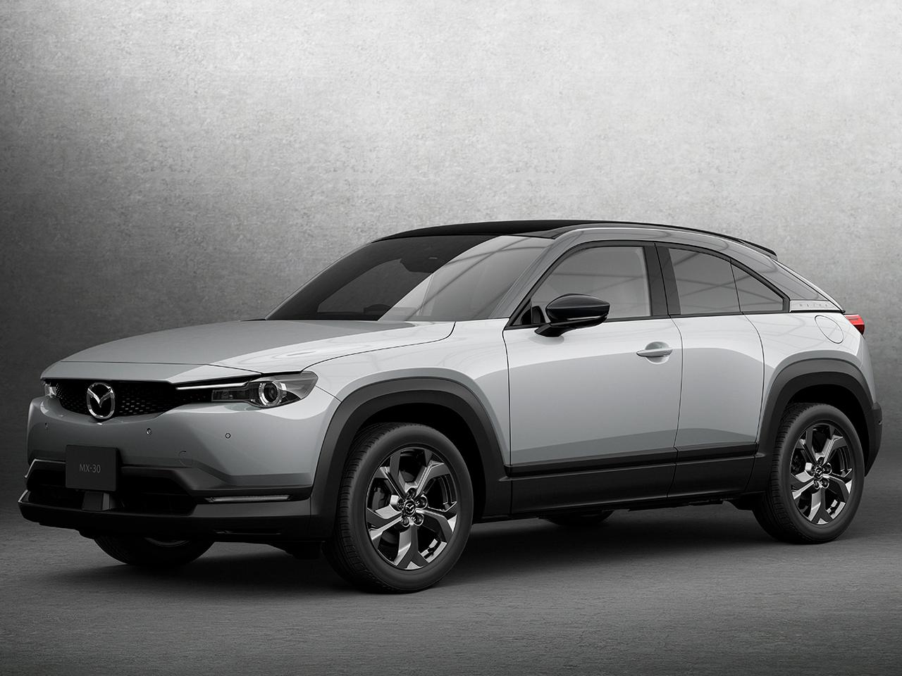 マツダ MX-30 2020年モデル 新車画像