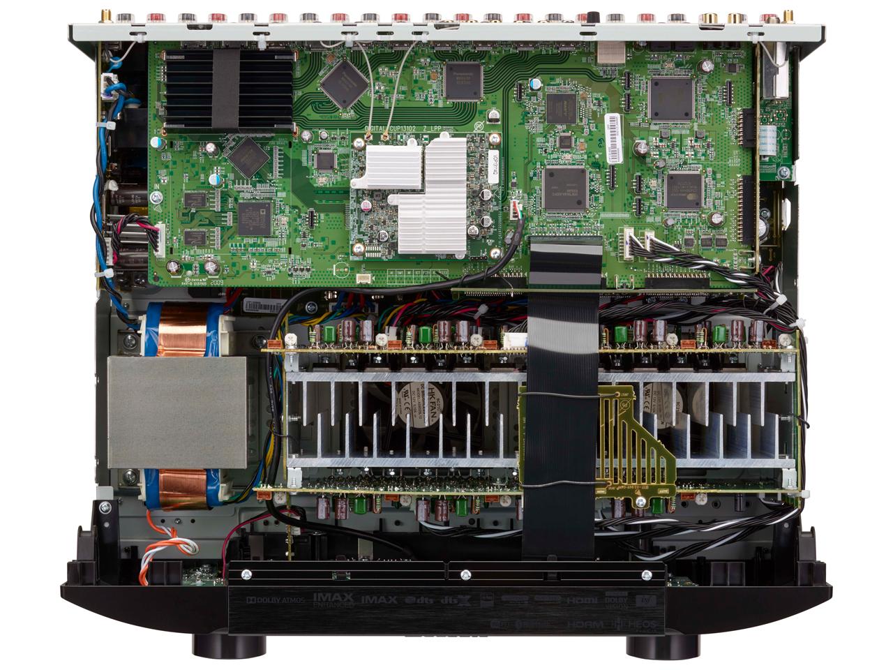 『本体 内部』 SR6015 の製品画像