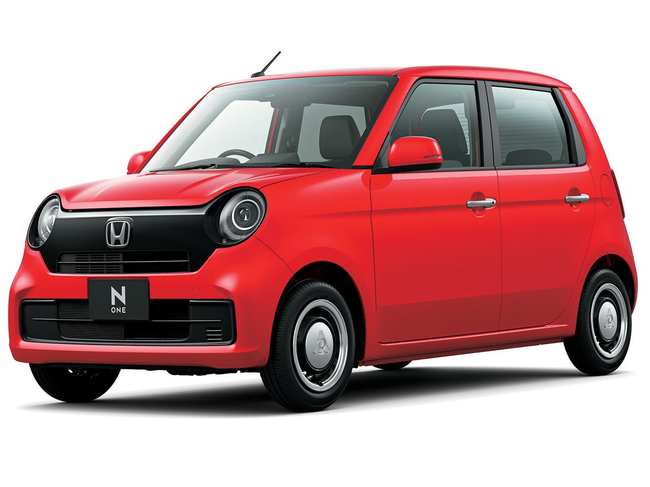 ホンダ N-ONE 2020年モデル 新車画像