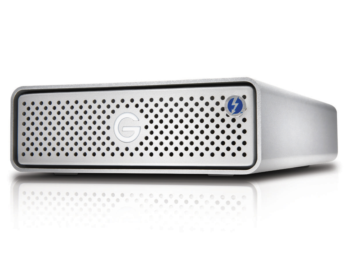 G-DRIVE with Thunderbolt 3 0G10490