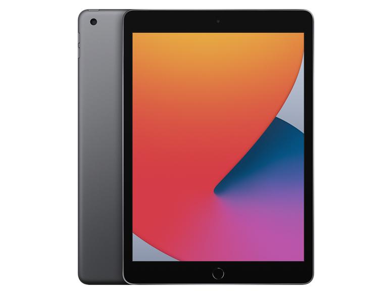 iPad 10.2インチ 第8世代 Wi-Fi 32GB 2020年秋モデル MYL92J/A [スペースグレイ] の製品画像
