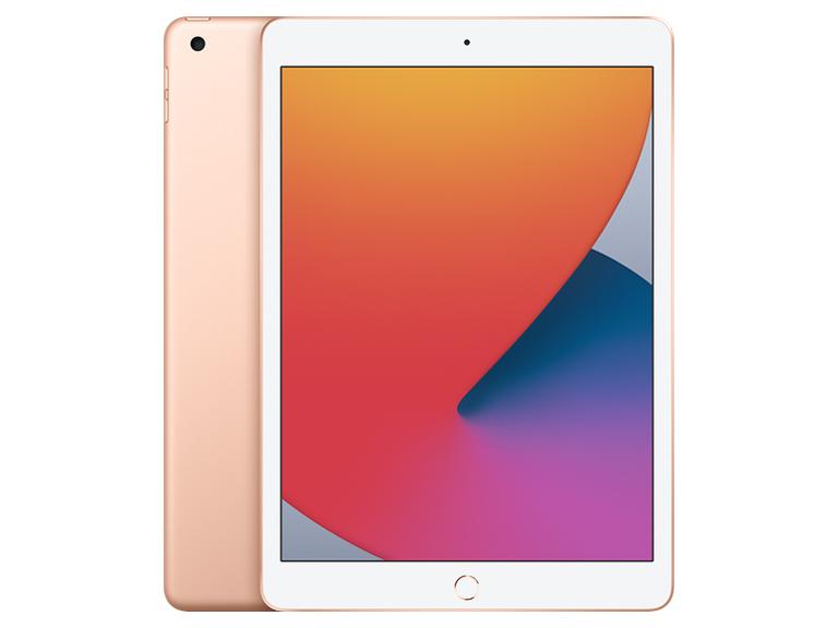 iPad 10.2インチ 第8世代 Wi-Fi 32GB 2020年秋モデル MYLC2J/A [ゴールド] の製品画像