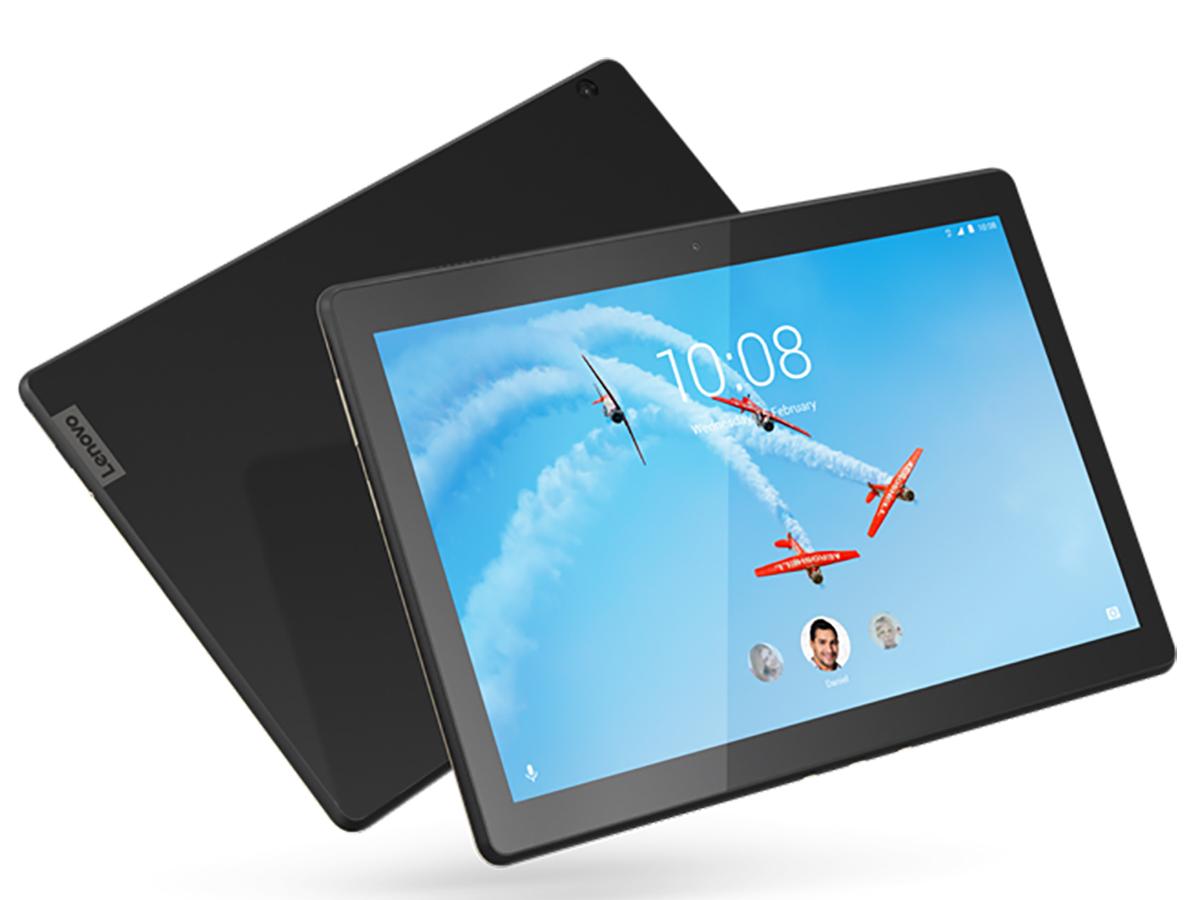 Lenovo Tab B10 Qualcomm Snapdragon 429・2GBメモリー・16GBフラッシュメモリー搭載 ZA4G0160JP の製品画像