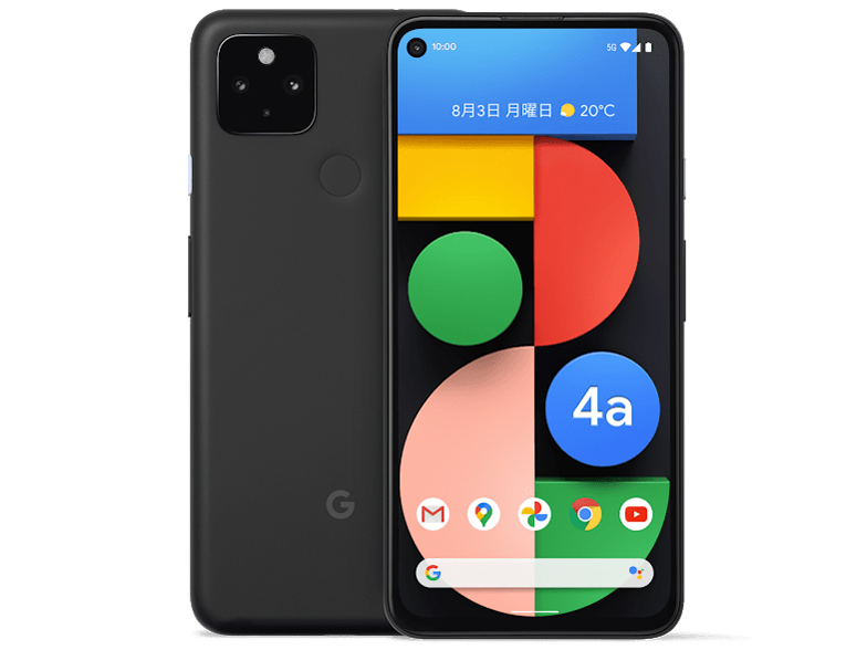 Google Google Pixel 4a (5G) 製品画像