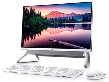 Inspiron 24 5000 フレームー*2獎フレームレスデスクトップ プレミアム Core i5 10210U・8GBメモリ・256GB SSD+1TB HDD・MX110搭載・Office Personal 2019付・Pafiliaスタンドモデル