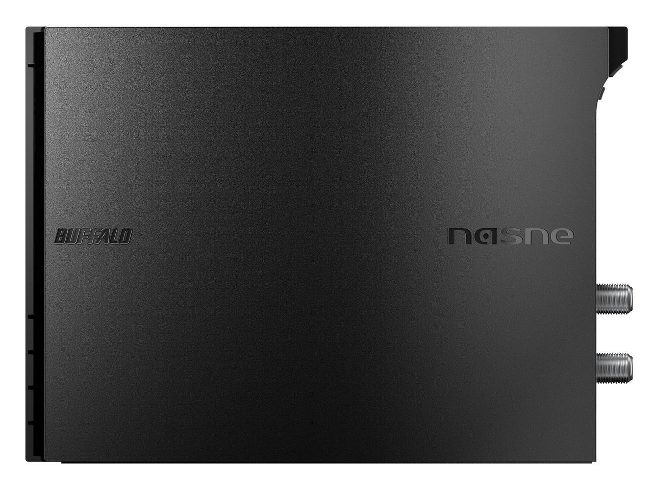 『本体』 nasne(ナスネ) NS-N100 の製品画像