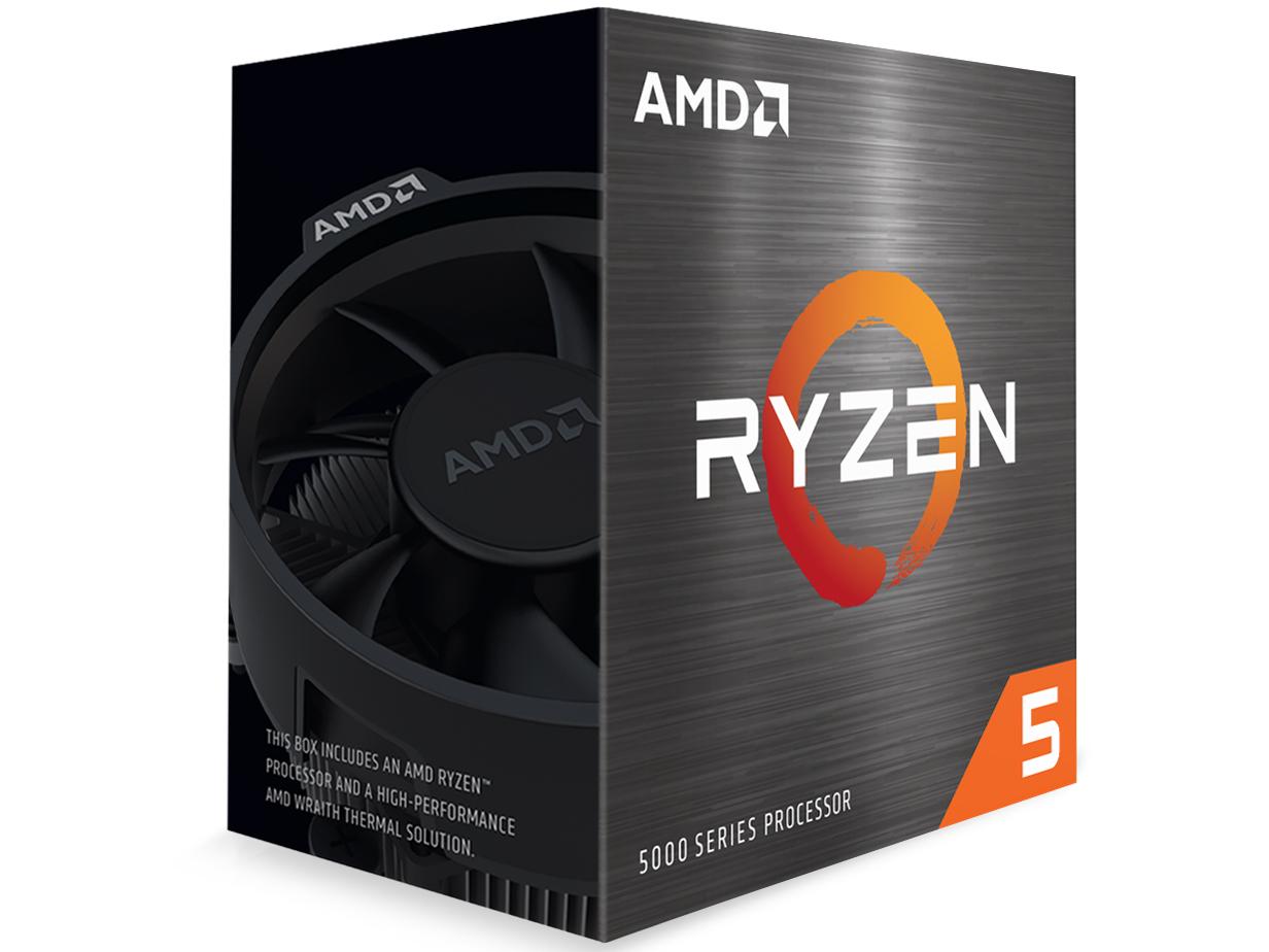 『パッケージ』 Ryzen 5 5600X BOX の製品画像