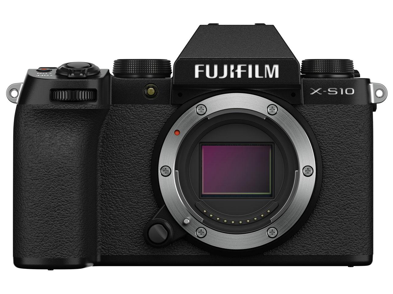 FUJIFILM X-S10 ボディ の製品画像