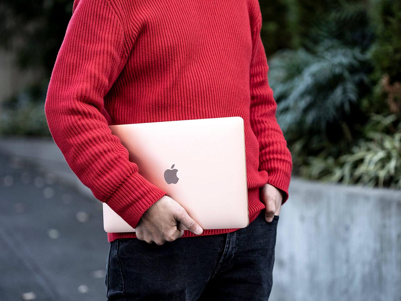 『本体 参考3』 MacBook Air Retinaディスプレイ 13.3 MGND3J/A [ゴールド] の製品画像
