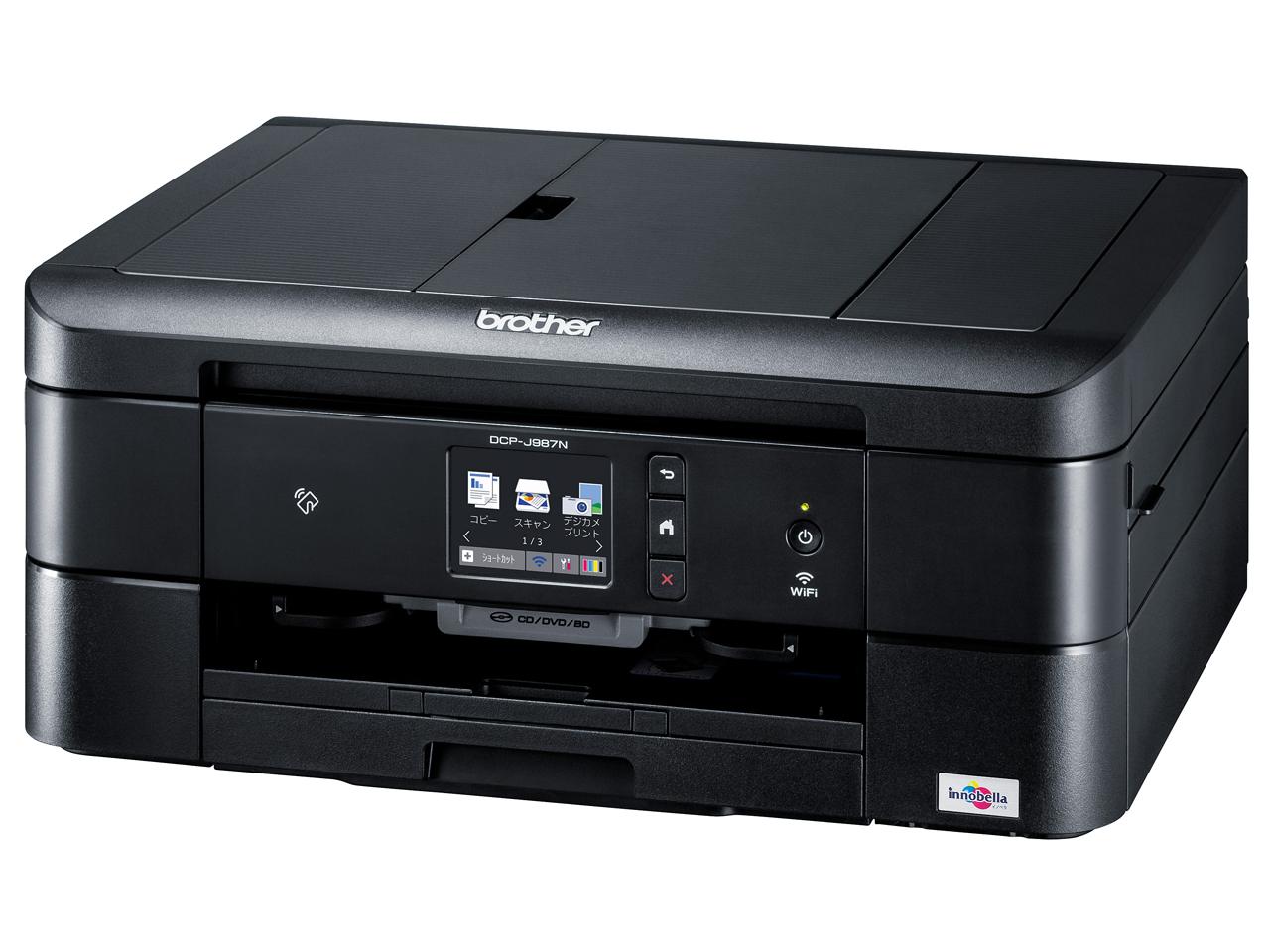 プリビオ DCP-J987N-B の製品画像