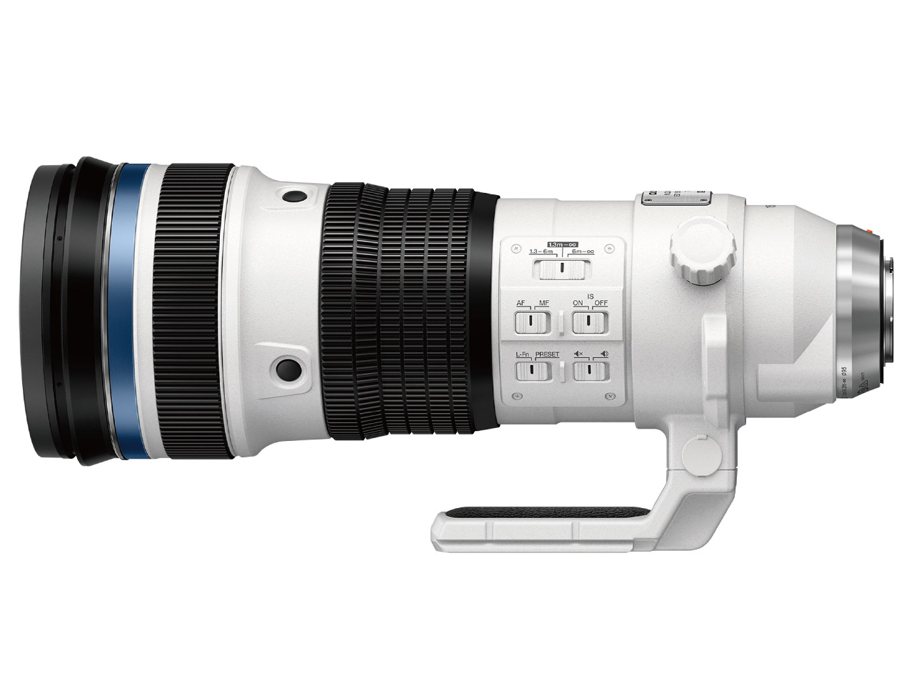 M.ZUIKO DIGITAL ED 150-400mm F4.5 TC1.25x IS PRO の製品画像