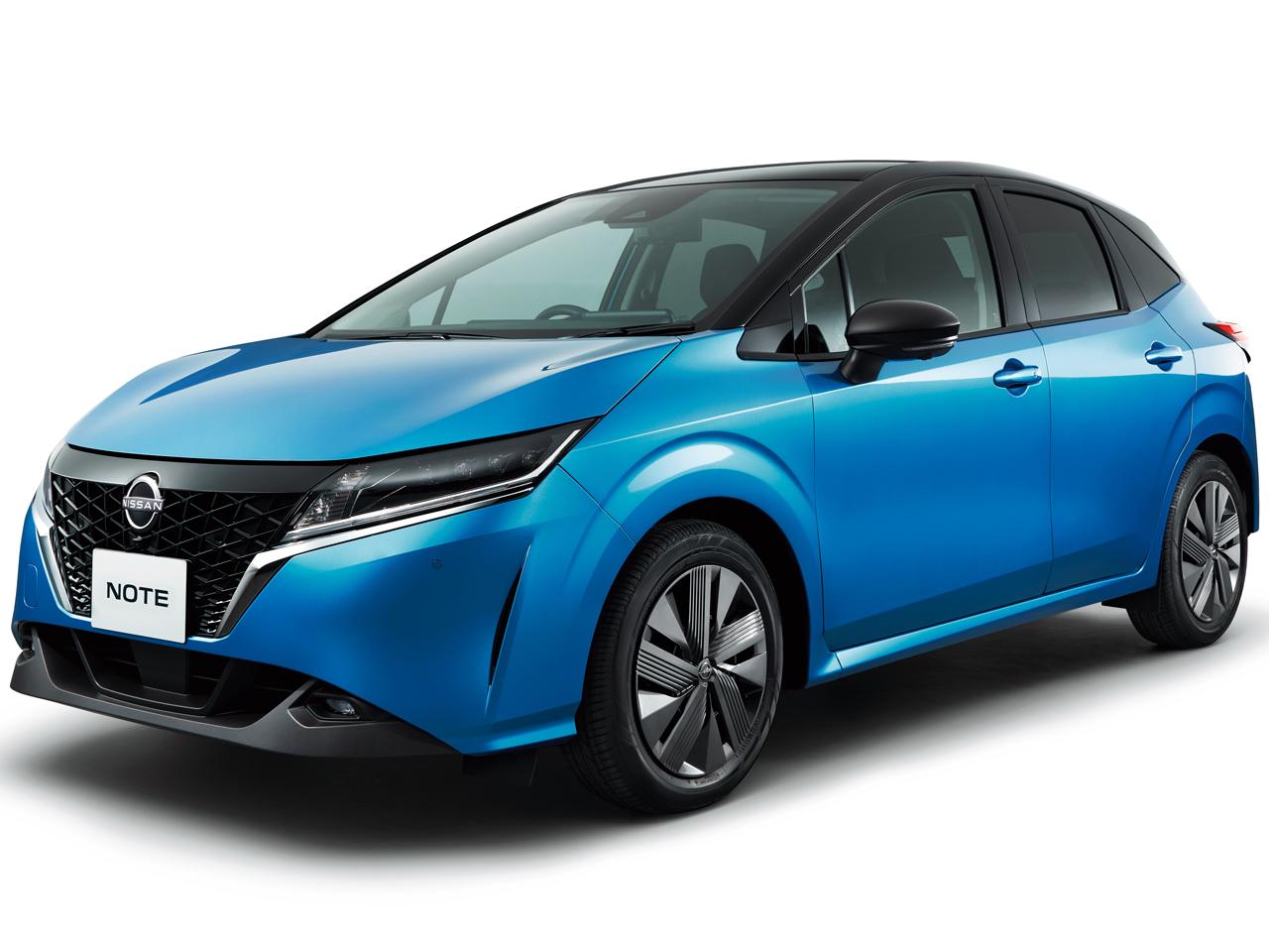 日産 ノート e-POWER 2020年モデル 新車画像