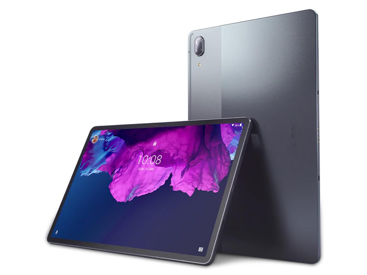 Lenovo Tab P11 Pro Qualcomm Snapdragon 730G・6GBメモリー・128GBフラッシュメモリー搭載 ZA7C0050JP の製品画像