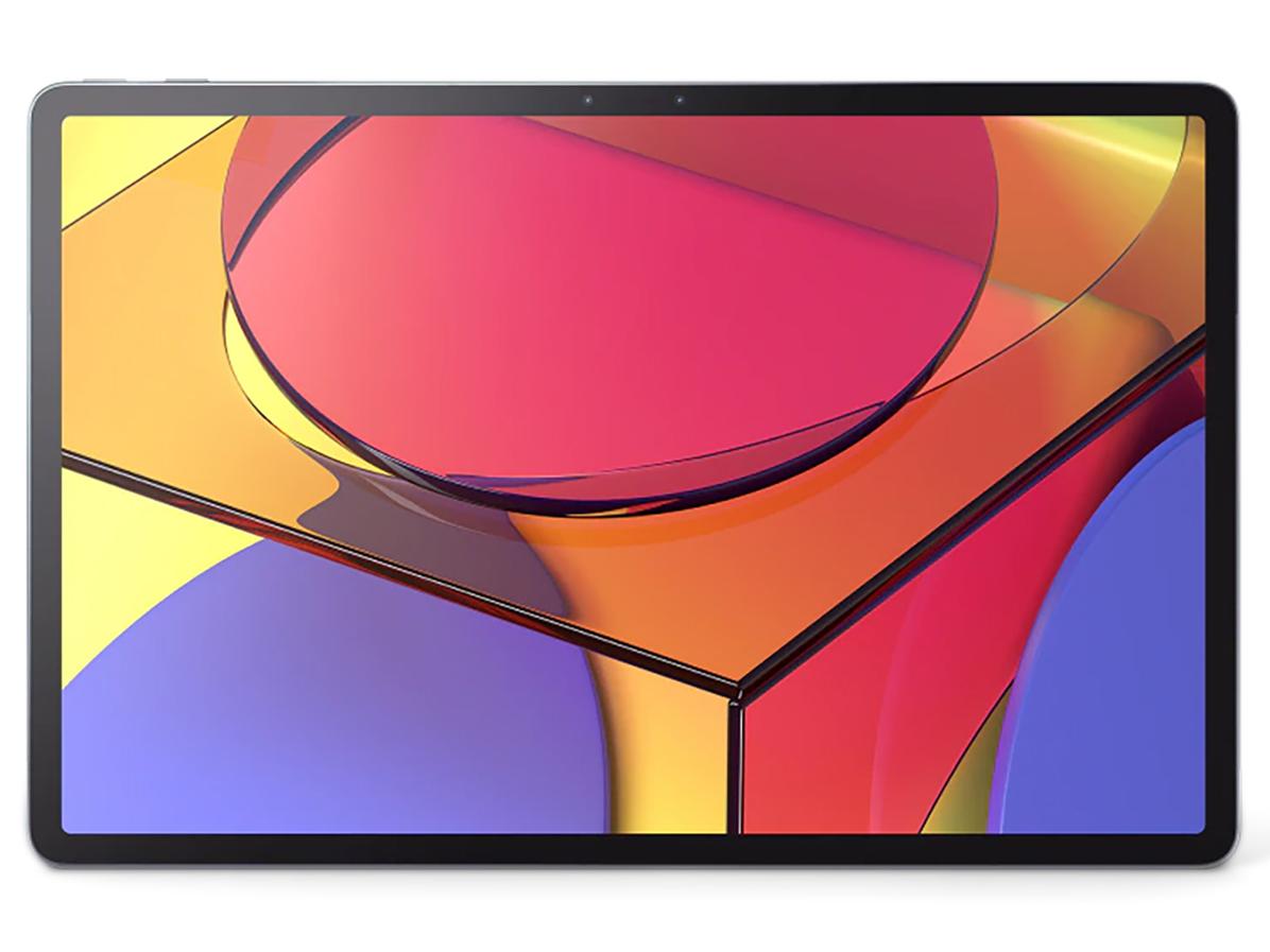 『本体 正面1』 Lenovo Tab P11 Pro Qualcomm Snapdragon 730G・6GBメモリー・128GBフラッシュメモリー搭載 ZA7C0050JP の製品画像