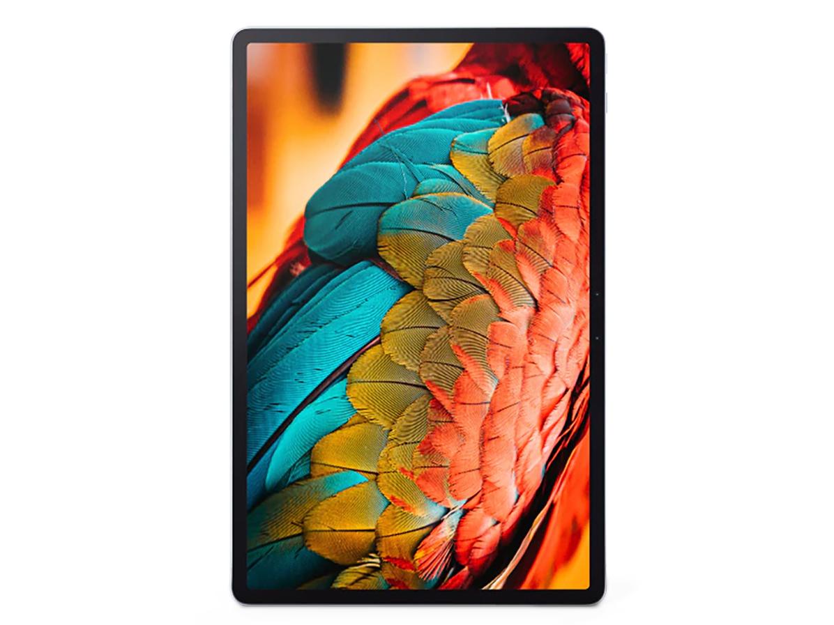 『本体 正面2』 Lenovo Tab P11 Pro Qualcomm Snapdragon 730G・6GBメモリー・128GBフラッシュメモリー搭載 ZA7C0050JP の製品画像
