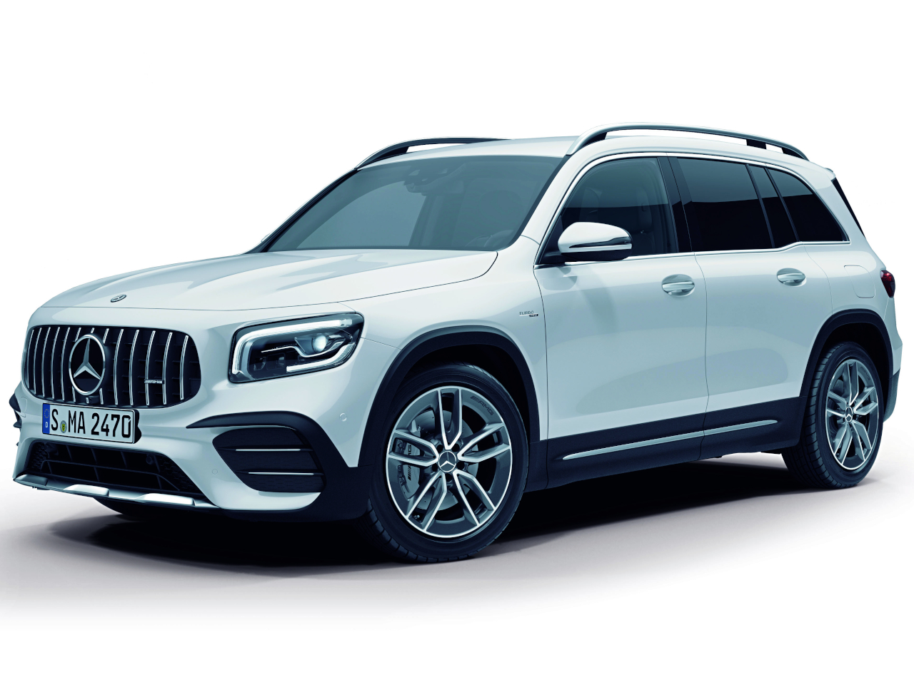 メルセデスAMG GLB AMG 2021年モデル 新車画像