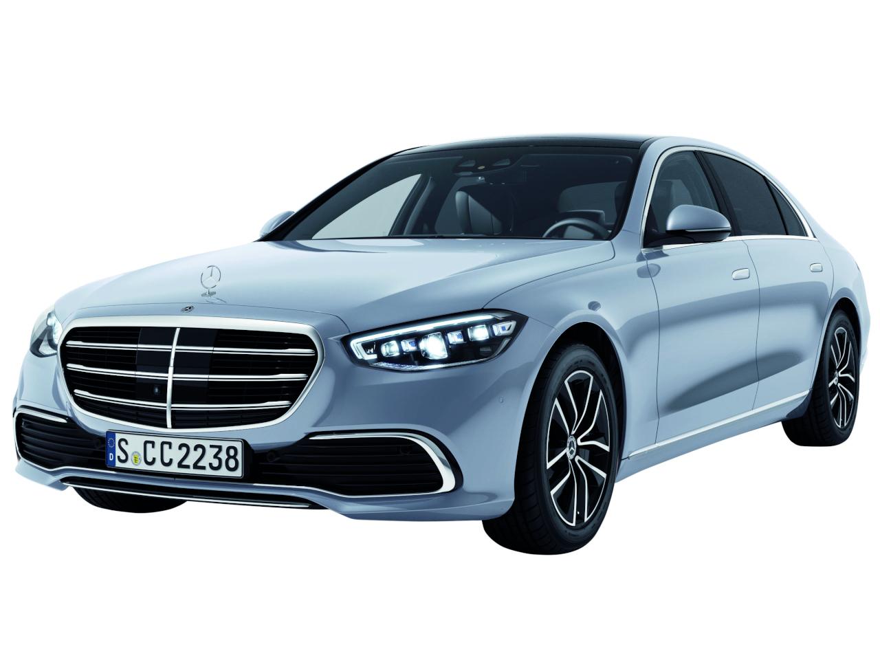 メルセデス・ベンツ Sクラス 2021年モデル 新車画像