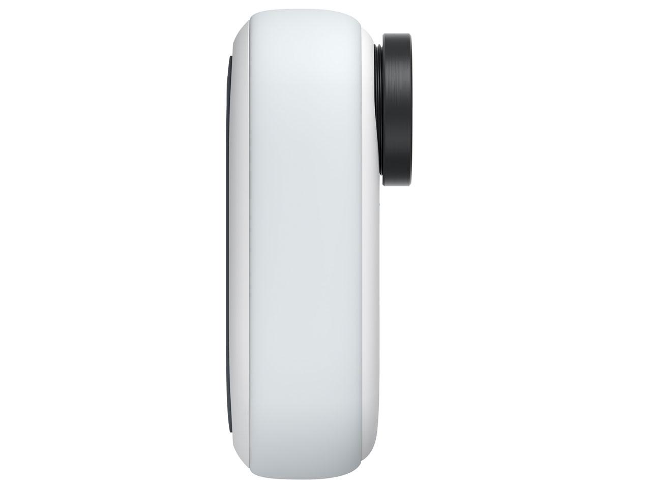 『本体 左側面』 Insta360 GO 2 の製品画像