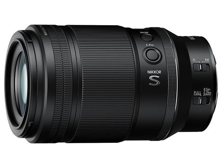 NIKKOR Z MC 105mm f/2.8 VR S の製品画像